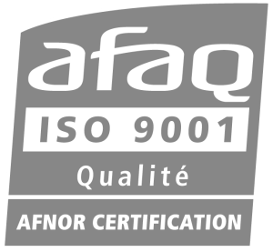 Certification UDAF 34 ISO 9001 - Version 2008